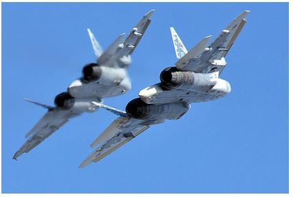 В США российский Су-57 назвали худшим в мире истребителем пятого поколения
