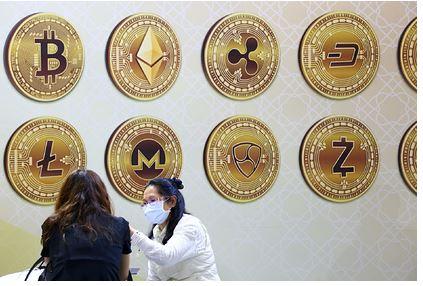 Тысячу китайцев арестовали за операции с криптовалютой