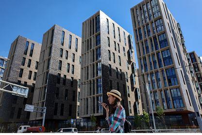 В России стали строить больше жилья