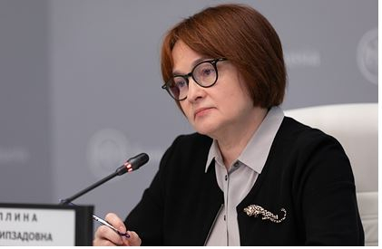 Набиуллина оценила влияние вакцинации от COVID-19 на ВВП России
