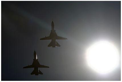 Дания обвинила Россию в нарушении воздушного пространства