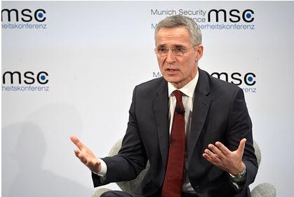 В НАТО отказались доказать причастность России к инциденту с самолетом Ryanair