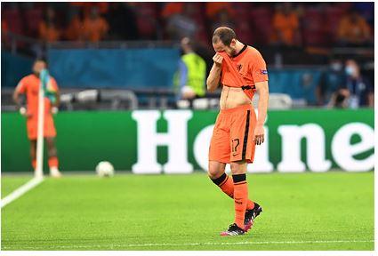 Футболист сборной Нидерландов рассказал о желании отказаться от матча с Украиной