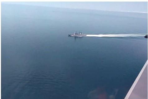 В России пригрозили Британии ударом после инцидента с эсминцем в Черном море