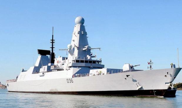 «Русские крутые»: китайцы оценили ситуацию с британским эсминцем