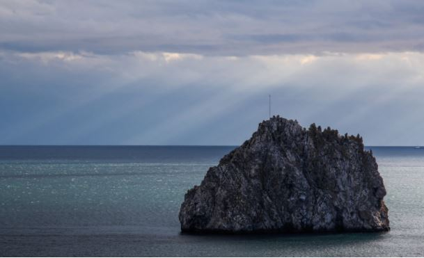Британский журналист назвал раем один из пляжей Крымского полуострова