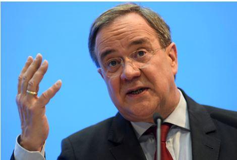 Преемник Меркель назвал условие для остановки «Северного потока-2»