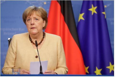 Меркель захотела запретить британцам въезд в Евросоюз