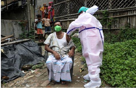 Более 40 тысяч человек заразились «черной плесенью» в Индии