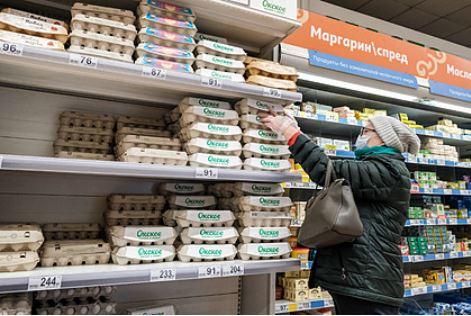 Российские власти нашли способ защититься от роста мировых цен