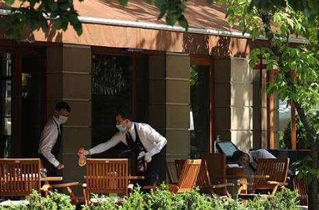 В ВОЗ оценили введение в Москве QR-кодов для посещения ресторанов