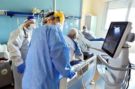 Новый вариант коронавируса «лямбда» нашли в Чехии