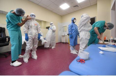Россиянка с коронавирусом оставалась заразной 11 месяцев