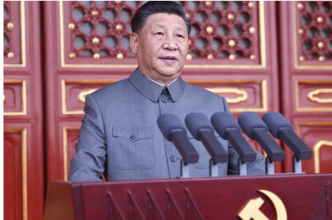 Си Цзиньпин пообещал «разбить голову» любым поработителям Китая
