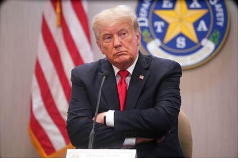 Трамп принял решение по участию в выборах 2024 года