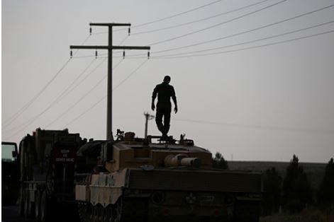 В Турции назвали условия для начала новой войны в Сирии