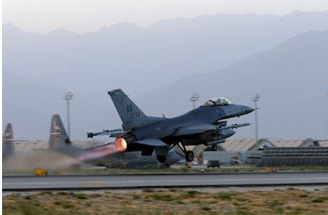 Американские войска покинули крупнейшую авиабазу США в Афганистане