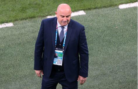 Уткин оценил шансы Черчесова остаться тренером сборной после пресс-конференции