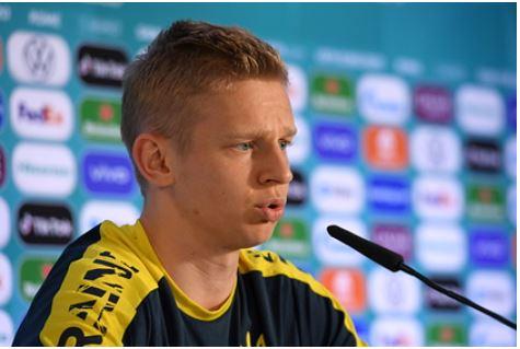 Лидер сборной Украины высказался о грядущем матче 1/4 финала Евро с Англией