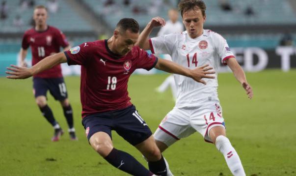 Сборная Дании стала третьим полуфиналистом Евро-2020