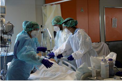 Европейская страна заявила о четвертой волне коронавируса