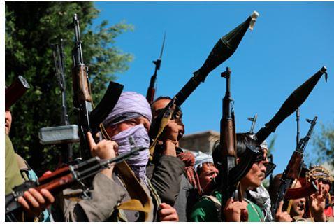 Талибы собрались защищать Россию