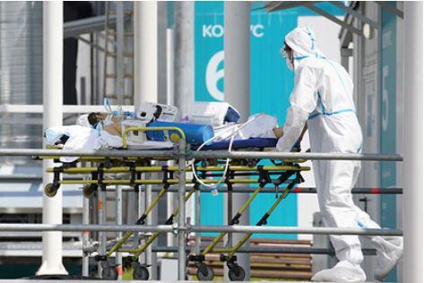 ВОЗ рассказала о «российском» штамме коронавируса