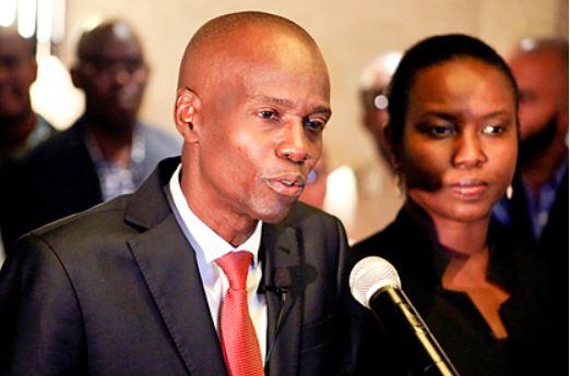 Жена убитого президента Гаити назвала причину его смерти