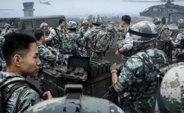 Китайцы пообещали опозорить британцев, как это сделала Россия у Крыма