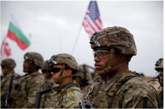 Военные США заявили о неготовности к «войне будущего»