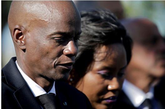 Вдова президента Гаити вспомнила страшные подробности убийства мужа