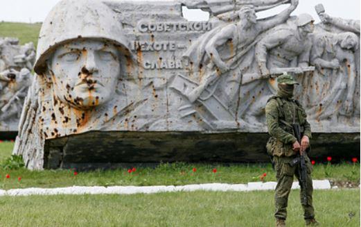 Путин заявил о ненужности Донбасса Украине