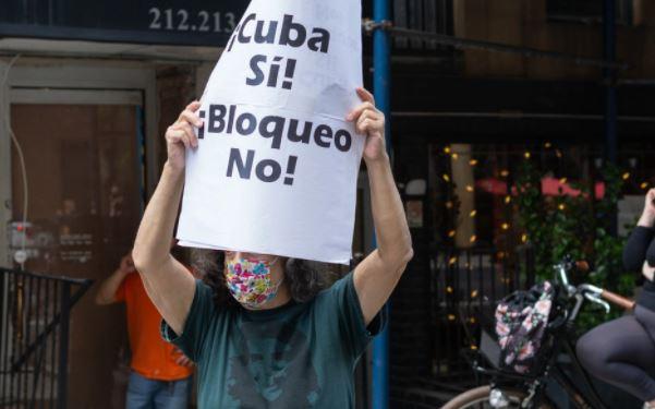 Президент Кубы: разжигатели протестов воспользовались ситуацией с COVID-19