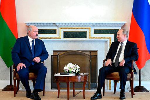 Раскрыты подробности переговоров Лукашенко с Путиным