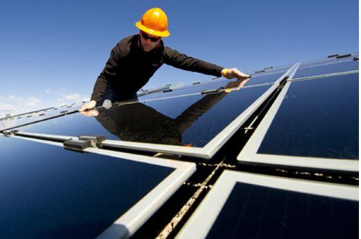 Сбер начал использовать солнечную энергию в двух своих отделениях