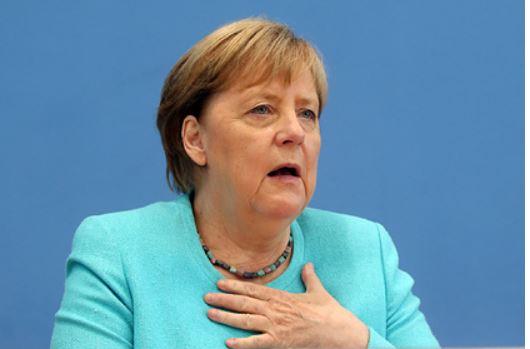 Меркель отказалась считать сделку по «Северному потоку-2» подарком Путину