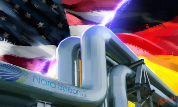 «Пусть США сами жгут свой газ»: немцы обсудили сделку по «СП-2»