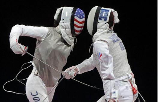 Российская рапиристка завоевала серебро на Олимпиаде в Токио