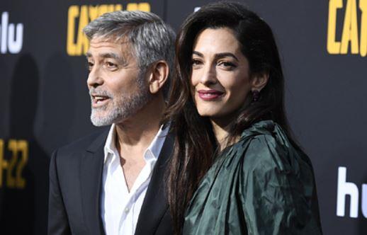 Джордж Клуни прокомментировал новости о беременности жены