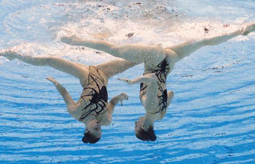 Российские синхронистки выиграли золото на Олимпиаде в Токио