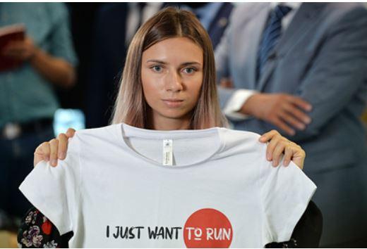 Тимановская рассказала о своих политических взглядах