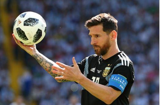 «Барселона» отказалась от Лионеля Месси из-за правил Ла Лиги