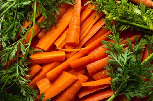 Названы последствия употребления моркови