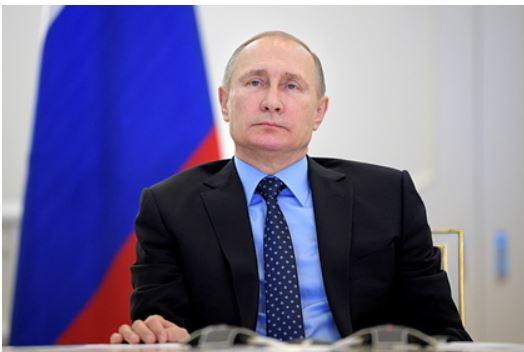 Путин оценил решение о лишении России флага и гимна на Олимпиаде