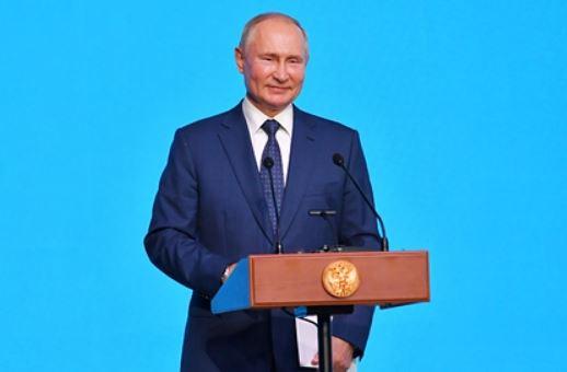 Путин оценил влияние инфляции США на мировую экономику