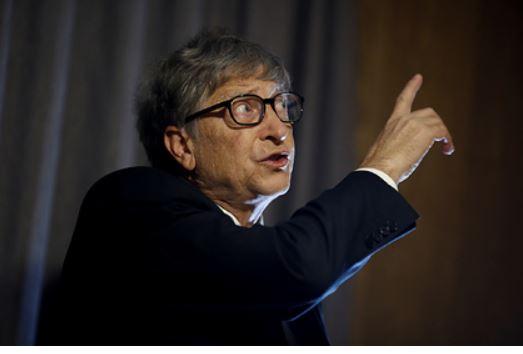 Билл Гейтс решил дать денег на спасение планеты