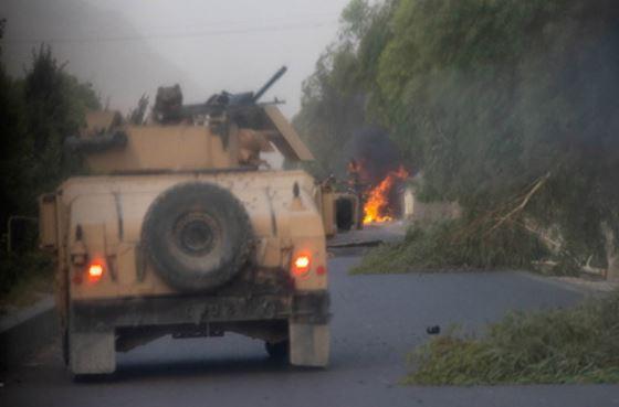 Талибы заявили о нежелании делиться властью