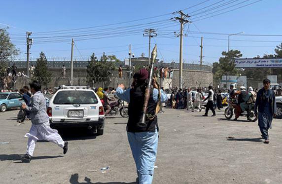 Ветераны стран НАТО возмутились захватом Кабула «Талибаном»