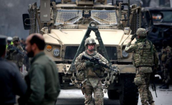 Пентагон намерен направить в Афганистан еще тысячу военных