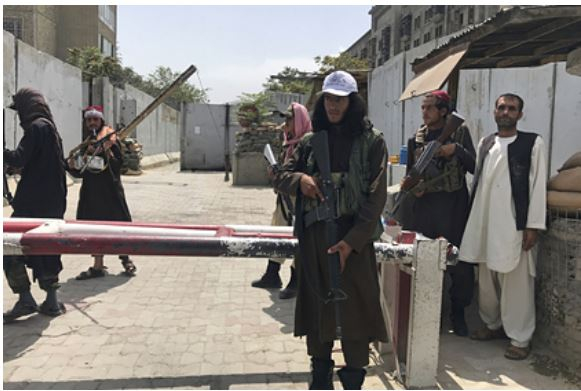Экономике Афганистана предсказали крах